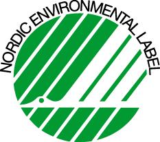 Papier recyclé : Nordic Swan Label