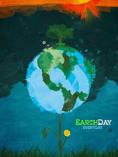 Illustration Journée de la Terre
